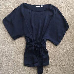 NY & co dolman sleeve blouse